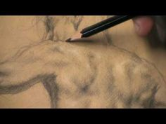 ▶ Drawing the Figure in Motion with Robert Liberace (excerpts from the dvd) - YouTube