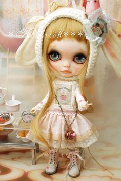 *カスタム ブライス Sweet Bunny-Asterisk*** - ヤフオク!