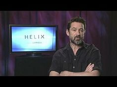 """Helix - Season 1: Exclusive: Billy Campbell -- We go one-on-one with actor Billy Campbell to talk about """"Helix"""". -- http://wtch.it/RsOWu"""