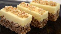 Dnes Vás seznámíme s úžasně jednoduchým receptem na maďarský krémeš. Chuť ořechů a vanilkového krému naprosto sametové konzistence, je dokonalý. Každé sousto se stává kulinářským požitkem. Dezert najdete také na pultech kvalitních cukráren. Není divu. Je opravdu luxusní záležitostí a vždy se s ní do posledních drobečků. Sdílejte tenhle fantastický recept …