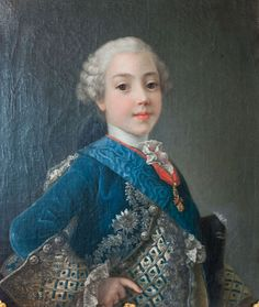 Charles Philippe, the Count of Artois, later King Charles X of France.
