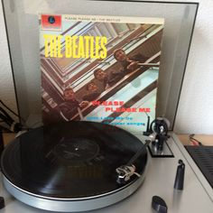 Please Please me - The Beatles first Dutch release