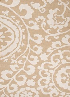 Maroc Collection Rania Rug in Sand design by Jaipur | BURKE DECOR