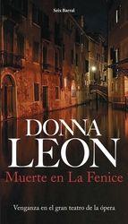Muerte en la Fenice (ebook)-Donna Leon-