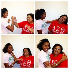 Sisterhood Rivals Raise $10,000 in Scholarships