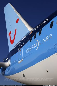 Jetairfly Boeing 787-8 Dreamliner @ OST