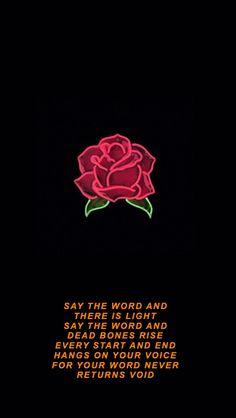 "Lockscreens — Hillsong United ""Say The Word"" ☁☁☁☁☁☁☁☁☁☁ Reblog..."
