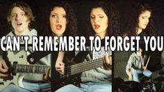 Shakira - Can't Remember to Forget You ft. Rihanna (Cover by Eva's Reason)