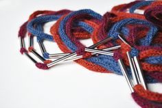Fiber statement necklace, gift for her, modern necklace, Fiber jewelry, modern jewelry, unique necklace, statement jewelry, Christmas gifts