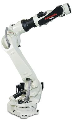 ◆ Visit ~ MACHINE Shop Café ◆ Kawasaki BX200 Industrial Robot