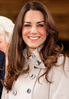 Catherine Middleton's classic makeup