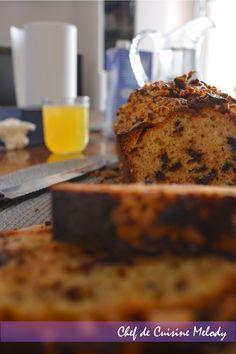 Chef de Cuisine Melody Banana Bread, Blog, Desserts, Kitchens, Postres, Deserts, Dessert, Food Deserts
