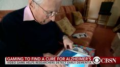 Video games are helping researchers detect early signs of dementia.  #VisitingAngels #seniorcare #eldercare #homecare #Maryland #Alzheimers #dementia