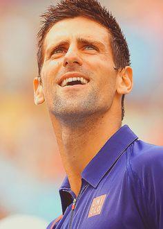 Novak Djokovic #1