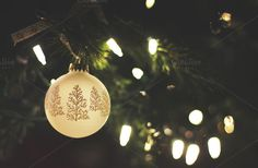 Check out Holiday Ornament by AlyssaKayeGraham on Creative Market