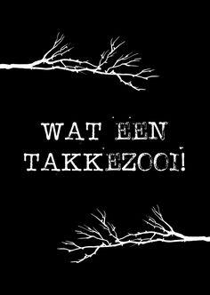 #takkezooi