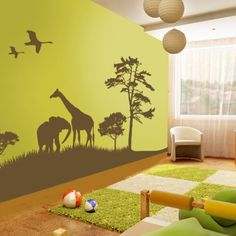 Children's Wall Stickers | Nubie