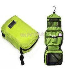 2014 New ME Eco-friendly Portable Wash Bag Cosmetic case Practical Travel Toiletry Makeup bag EM(China (Mainland))