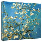 Found it at Wayfair - 'Almond Blossom' by Vincent Van Gogh Painting Print on Canvas