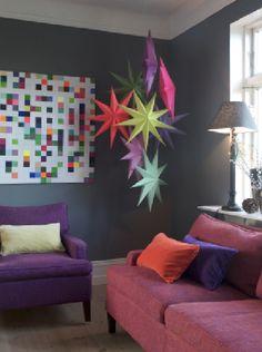 'Bright Star' with interior designer Marianne Thuesen. www.hardtofind.com.au