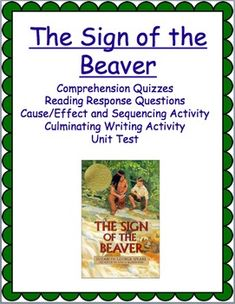 Sign Of The Beaver Ben Wanted Poster