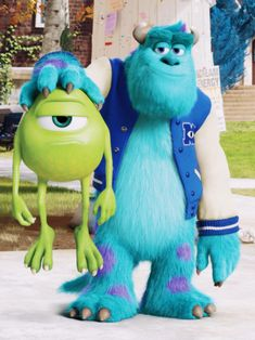 Find images and videos about disney, monster and pixar on We Heart It - the app to get lost in what you love. Mike E Sulley, Mike And Sully, Monsters Ink, Disney Monsters, Disney E Dreamworks, Disney Pixar, Monster University, Cute Disney Wallpaper, Monsters Inc