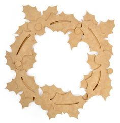 Kaisercraft - Beyond the Page Collection - Christmas - Holly Wreath at Scrapbook.com $12.99
