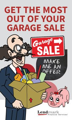 With warmer weather comes garage sale season. Having your own garage sale is a great way to declutter your home and pocket some extra money. Gather up all the items that are no longer used or worn and organize them into categories like baby products, electronics, entertainment, clothing, kitchen goods, tools, etc. On the day of the sale, be sure to display your items so they can be easily perused.  More Tips At: https://plus.google.com/114512026339711588540/posts/TVqNxJFXBkt