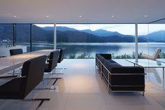 Lakeside House by Shinichi Ogawa & Associates in Yamanashi, Japan.