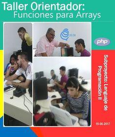Taller Arreglos y funciones con php #jlaya