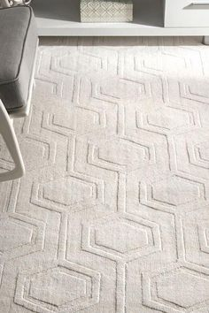 Rugs USA - Area Rugs in many styles including Contemporary, Braided, Outdoor and Flokati Shag rugs.Buy Rugs At America's Home Decorating SuperstoreArea Rugs Textured Carpet, Rectangle Area, Shag Carpet, Buy Carpet, Hexagon Pattern, Rugs Usa, Buy Rugs, Carpet Design, Contemporary Rugs