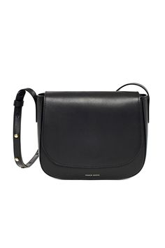 cede38b498 12 Crossbody Bags to Buy Before Your Self-Imposed No-Shop January. Black  Leather Crossbody BagBlack ...