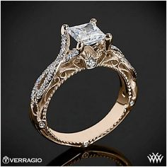 222 Luxury Rose Gold Engagement Ring Vintage For Your Perfect Wedding https://femaline.com/2017/03/11/222-luxury-rose-gold-engagement-ring-vintage-for-your-perfect-wedding/