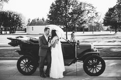 Out for a Stroll in Greenfield Village as newlyweds - Nikki & Bobby Wedding — Red Cole Photo
