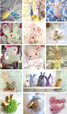 bunny factory!