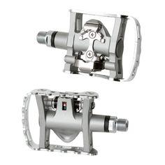 Shimano PD-M324 SPD Dual Platform Mountain Bike Pedal Set