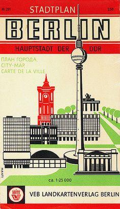 Stadtplan Berlin | by Goran Patlejch