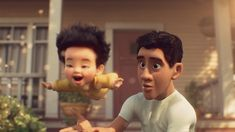 One of the upcoming Pixar SparkShorts , Float, is set to be coming soon to Disney+. In Float, a father discovers that his son is different from other kids in Pixar Shorts, Disney Shorts, Bobby, American Shorts, Storyboard Artist, The Better Man Project, Disney Plus, Lady And The Tramp, Special Needs Kids