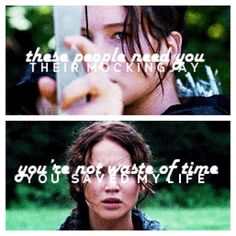 Hunger Games / Mocking Jay / Katniss