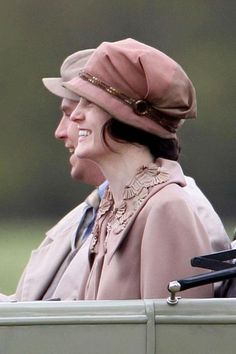Downton Abbey - Mary and Matthew