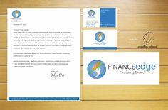 Finance Edge Brand Identity