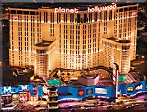 Planet Hollywood Resort, Las Vegas.