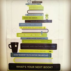 Quirk Books poster, from an excellent company with many great books (quirk classics in particular)