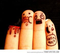 finger people - Google Search