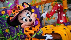 programme / horaires Halloween 2015 à Disneyland Paris