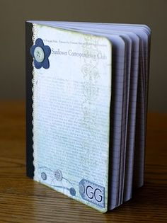 DIY personal history journals for family member make for a multipurpose gift that will benefit future generations and also help living family members recall and organize their own thoughts and memories.