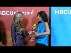 """Lisa Edelstein from Bravo """"Girlfriends' Guide to Divorce"""" @ NBC Red Carp..."""