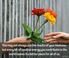 Kindness matters Drops In The Ocean, Kindness Matters, Inspirational Quotes, World, Life Coach Quotes, Inspiring Quotes, The World, Quotes Inspirational, Inspirational Quotes About