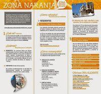 GENTE DE ALICANTE: Zona Naranja Alicante ORA PARKING