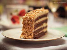 My Golden Blog - Золотистый торт